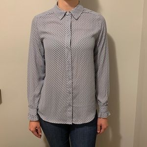 Light blue blouse from Target a new day